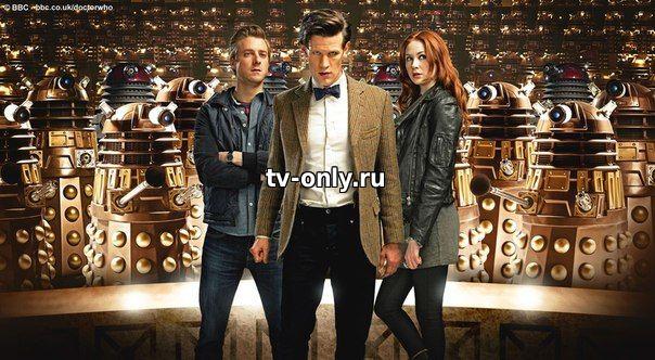 Доктор Кто 8 сезон 6, 7, 8, 9, 10, 11, 12, 13, 14, 15 серия